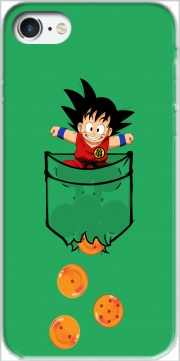 Pocket Collection: Goku Dragon Balls Case for Iphone 7 / Iphone 8