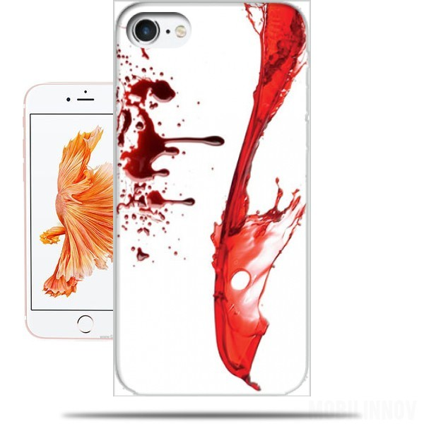 Case Pool of blood for Iphone 7 / Iphone 8