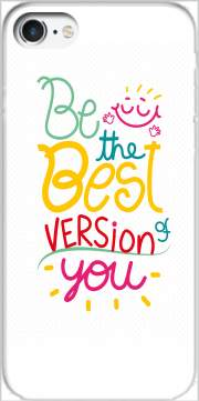 Quote : Be the best version of you Case for Iphone 7 / Iphone 8