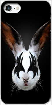 Kiss of a rabbit punk Case for Iphone 7 / Iphone 8