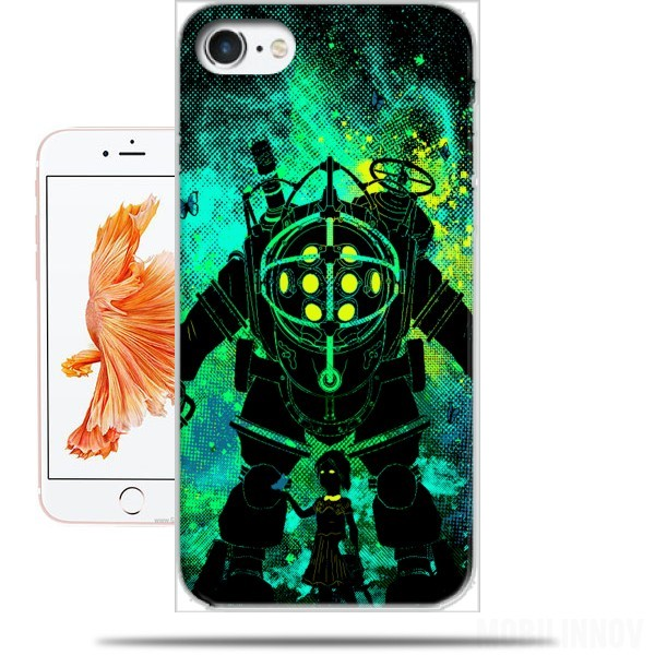 Case Rapture Art for Iphone 7 / Iphone 8