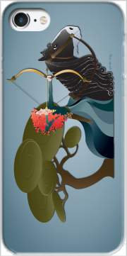 Sagittarius - Princess Merida Case for Iphone 7 / Iphone 8