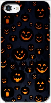 Scary Halloween Pumpkin Case for Iphone 7 / Iphone 8