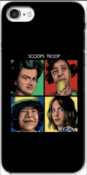 Scoops Troop Stranger Things Iphone 7 / Iphone 8 Case