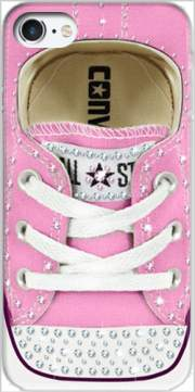 All Star Basket shoes Pink Diamonds Case for Iphone 7 / Iphone 8