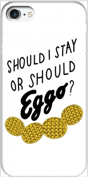 Should i stay or shoud i Eggo Iphone 7 / Iphone 8 Case