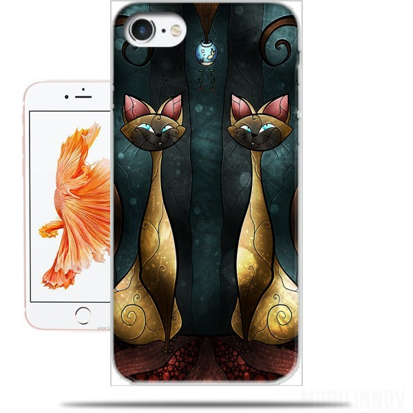 Case Siamese Tease for Iphone 7 / Iphone 8