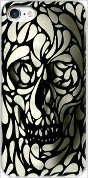Skull Zebra White And Black Case for Iphone 7 / Iphone 8