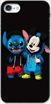 Stitch x The mouse Case for Iphone 7 / Iphone 8