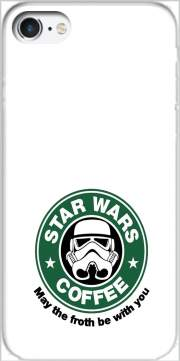 Stormtrooper Coffee inspired by StarWars Case for Iphone 7 / Iphone 8
