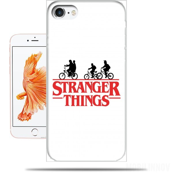 sports shoes 1fe5f 4ba8d Stranger Things by bike case for Iphone 7 / Iphone 8