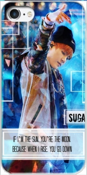 Suga BTS Kpop Case for Iphone 7 / Iphone 8
