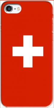 Switzerland Flag Case for Iphone 7 / Iphone 8