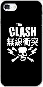 the clash punk asiatique Iphone 7 / Iphone 8 Case