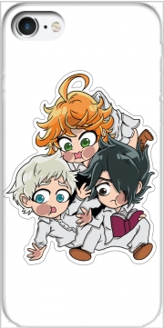 The Promised Neverland Emma Ray Norman Chibi Case for Iphone 7 / Iphone 8