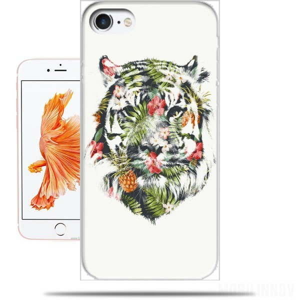 Case Tropical Tiger for Iphone 7 / Iphone 8