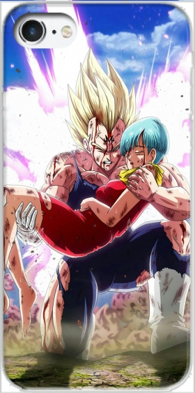 Case Vegeta And Bulma for Iphone 7 / Iphone 8