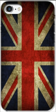 Old-looking British flag Case for Iphone 7 / Iphone 8
