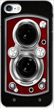 Vintage Camera Red Case for Iphone 7 / Iphone 8