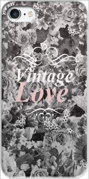 Vintage love in black and white Case for Iphone 7 / Iphone 8