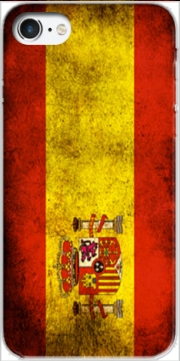 Flag Spain Vintage Case for Iphone 7 / Iphone 8
