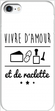 Vivre damour et de raclette Case for Iphone 7 / Iphone 8