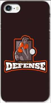 Volleyball Defense Case for Iphone 7 / Iphone 8