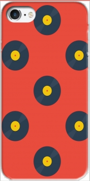 Vynile Music Disco Pattern Iphone 7 / Iphone 8 Case