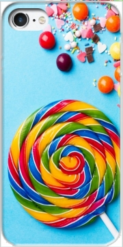 Waffle Cone Candy Lollipop Case for Iphone 7 / Iphone 8