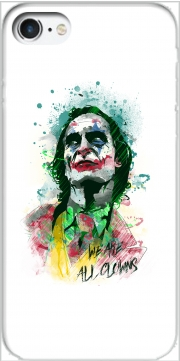 Watercolor Joker Clown Case for Iphone 7 / Iphone 8