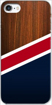 Wooden New England Case for Iphone 7 / Iphone 8
