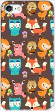 Woodland friends for Iphone 7 / Iphone 8