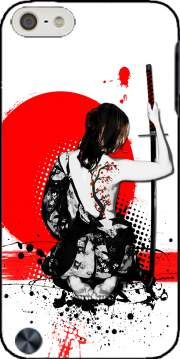 Trash Polka - Female Samurai Case for Ipod Touch 6