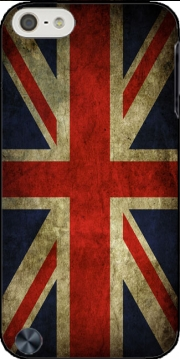 Old-looking British flag Case for Ipod Touch 6
