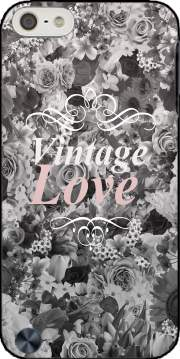 Vintage love in black and white Case for Ipod Touch 6