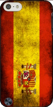 Flag Spain Vintage Case for Ipod Touch 6