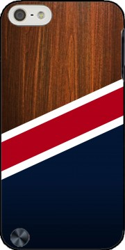 Wooden New England Case for Ipod Touch 6