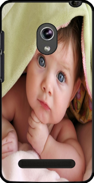 Case Asus Zenfone 5 with pictures baby