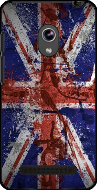 Case Asus Zenfone 5 with pictures flag