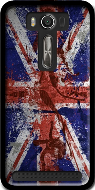 Silicone Asus Zenfone2 Laser 5.0 ZE500KL with pictures flag