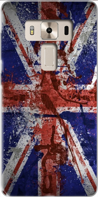 Case Asus Zenfone 3 DELUXE ZS570KL with pictures flag