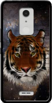 Abstract Tiger Case for Alcatel A3 XL