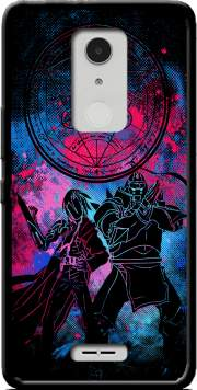 Alchemist Art Case for Alcatel A3 XL