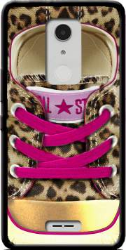 All Star leopard Case for Alcatel A3 XL