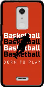 Basketball Born To Play Case for Alcatel A3 XL