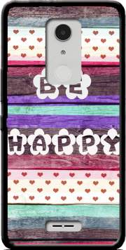 Be Happy Hippie Case for Alcatel A3 XL