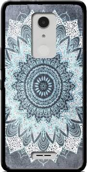Bohochic Mandala in Blue Case for Alcatel A3 XL