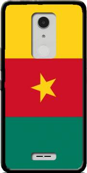 Flag of Cameroon Case for Alcatel A3 XL