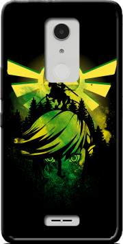 Face of Hero of time Case for Alcatel A3 XL