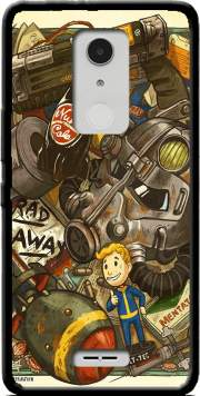 Fallout Painting Nuka Coca Case for Alcatel A3 XL